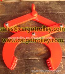 Pallet grabber puller capacity