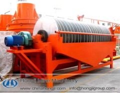 Dry Magnetic Separator For Iron Powder Removing