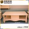 Modern wooden tea table