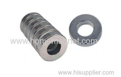 High Quality A Grade Ndfeb Magnet With Screw Hole