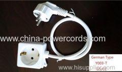 Schuko Iron board sockets