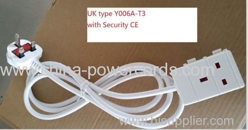 UK type IRON BOARD SOCKET with CE & GS