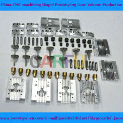CNC precision turning & milling parts manufacturer