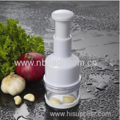 Twist Vegetable Chopper With Stainless Steel Blade