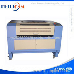 high precision high stability co2 laser engraving and cutting machine for nonmetal