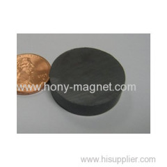 Permanent Customizable Barium Ferrite Magnet