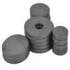 Barium Sintered Car Speaker Ferrite Magnet Disc