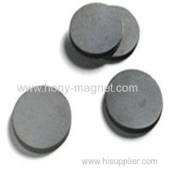 Cylinder Ferrite Magnet For Electric Motor
