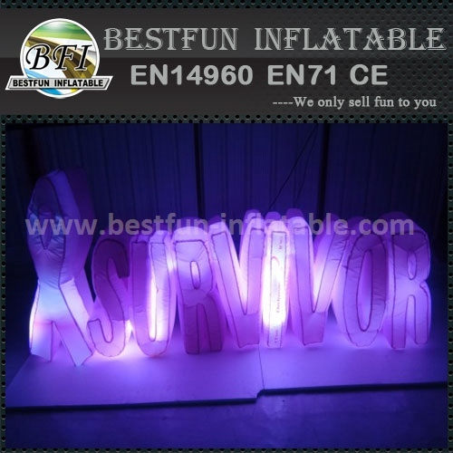 Customized LED Inflatable Products