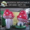 Amusement inflatable mushroom party envent