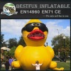 Cheap giant inflatable rubber duck