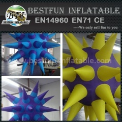 Ballons gonflables led inflatable star
