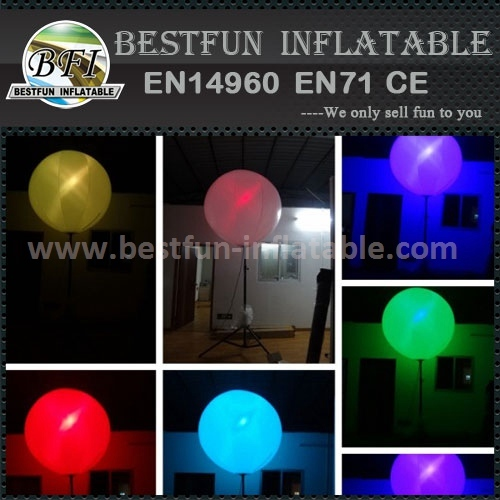 Balloon stand for decoration