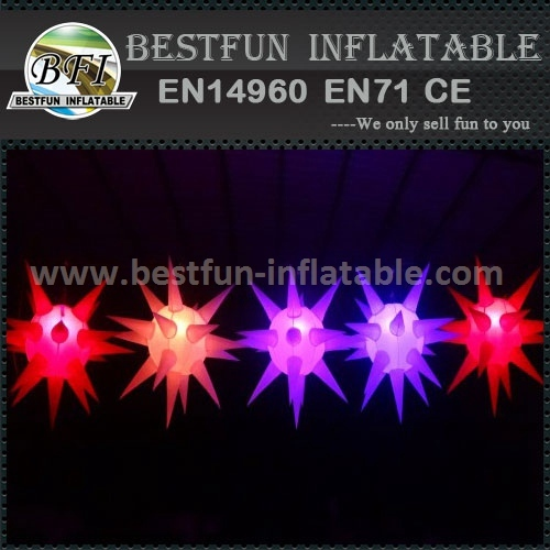 Good quality inflatable LED star