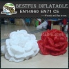 Hot inflatable flower decoration