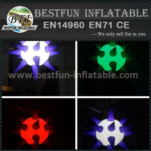 2015 Factory Outlet inflatable star