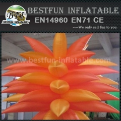 Inflatable Illuminant Star with remote controlled