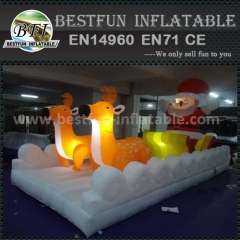 Canta clause christmas inflatables decorations