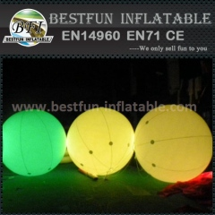 Dia 1.5m Advertising Large Balloon Light