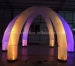 RGB LED inflatable circle arch for advertising