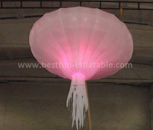 Attractive Hanging Inflatable With Led Light