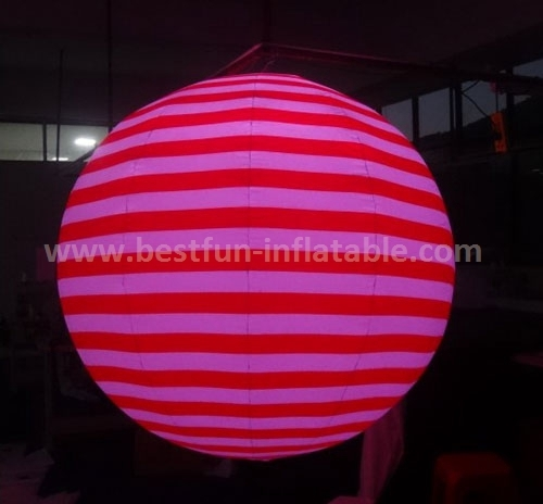 China wholesale inflatable large led balloon