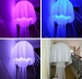 Inflatable led light jellyfish decoration