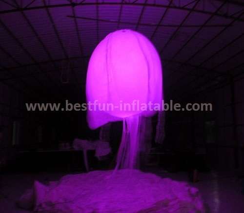 Giant Led Inflatable Halloween Ghost for festival