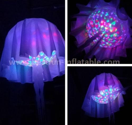 Inflatable Stage decoration LED Luminous Jellyfish