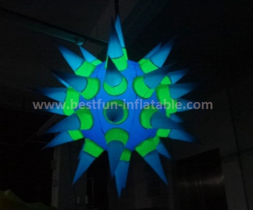 New design LED advertising inflatable decoration