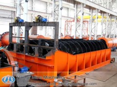 High performance spiral classifier machine for mining equipment on sale