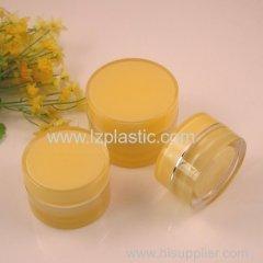 Empty Round Airless pump jars