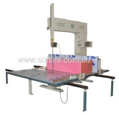Foam Vertical Cutting Machinery
