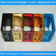 high precision stainless steel/steel/brass/copper/aluminum cnc machined parts