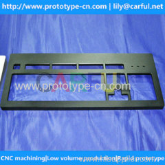 custom made plastic and metal prototype & cnc machined parts made in China
