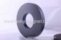 Ring Injection Molding Ferrite Magnet