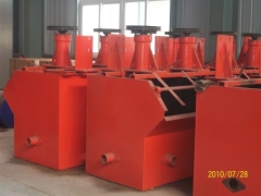 copper ore flotation machine with high efficiency
