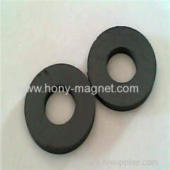 Permanent Isotropic Ferrite Magnet For Speaker