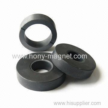 Y30 Diametrically Magnetized Ring Magnets