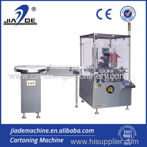 Automatic Cartoning Machine for vial