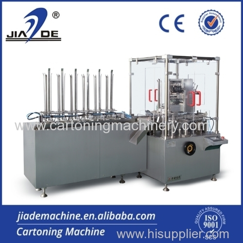 Automatic Cartoning Machine for Sachet