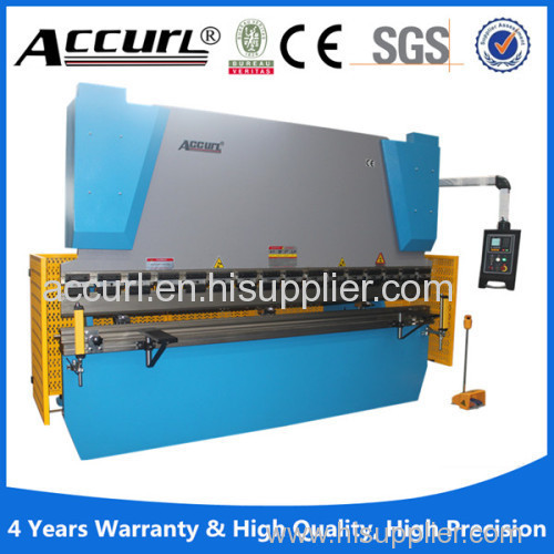 ACCURL 2015 Design 6 meters 600 Tons CE safety certification Hydraulic bending machine