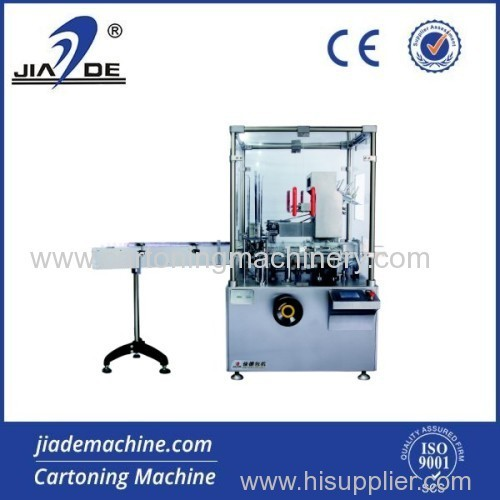 Automatic Cartoning Machine for tray