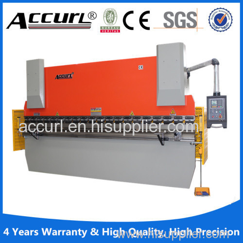 ACCURL 4 axis Hydraulic CNC bending machine
