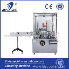 Cheese Automatic Cartoner Manufacturer Exporter