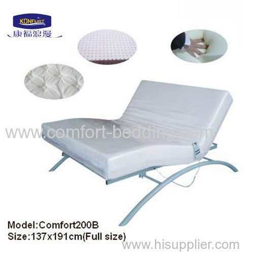 Full size Mattresses Massage adjustable bed