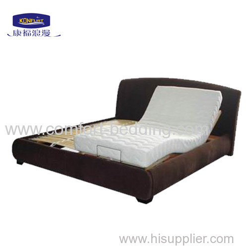 Metal Adjustable Massage Bed Set
