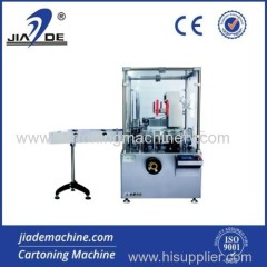 Automatic Tray Cartoner Machines