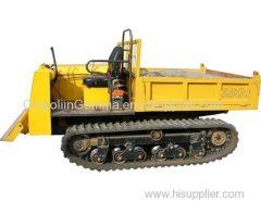 Rubber tracked dumper GTW Mini-Excavator Rubber Track