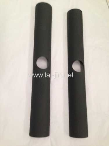 Customized Dimension Stable Titanium Tubular Anode for cathodic production